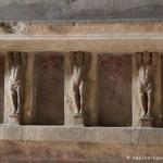 Thermes du forum, tepidarium, Pompéi