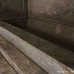 Bain, Thermes du forum, frigidarium, Pompéi