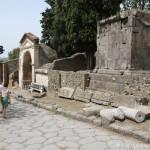 Rue des tombes, Pompéi