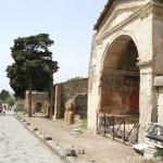 Via delle tombe, Pompei