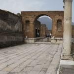 Via del Foro, Pompei
