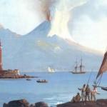 Eruzione del Vesuvio nel 1831