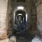 Souterrains de l'amphitheatre de Capoue