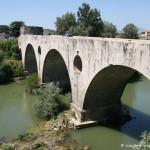 Capua, ponte romano