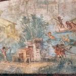 Scène du Nil, maison du médecin, Pompéi