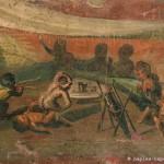 Pygmés, maison du médecin, Pompéi