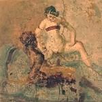 Lupanare, gabinetto segreto, Pompei