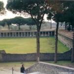 Grande palestra di Pompei